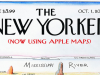 The New Yorker – now using Apple Maps